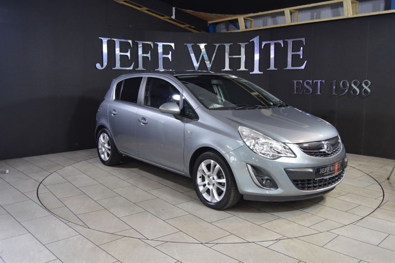 used Vauxhall Corsa 1.4 SXI AC 5dr in cardiff-south-wales