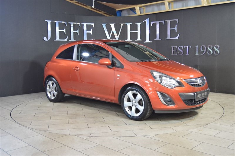 used Vauxhall Corsa 1.2 SXI 3dr AC in cardiff-south-wales
