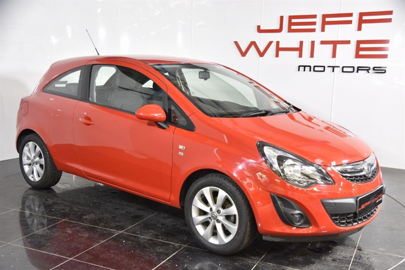 used Vauxhall Corsa 1.0 EXCITE ECOFLEX 3dr in cardiff-south-wales