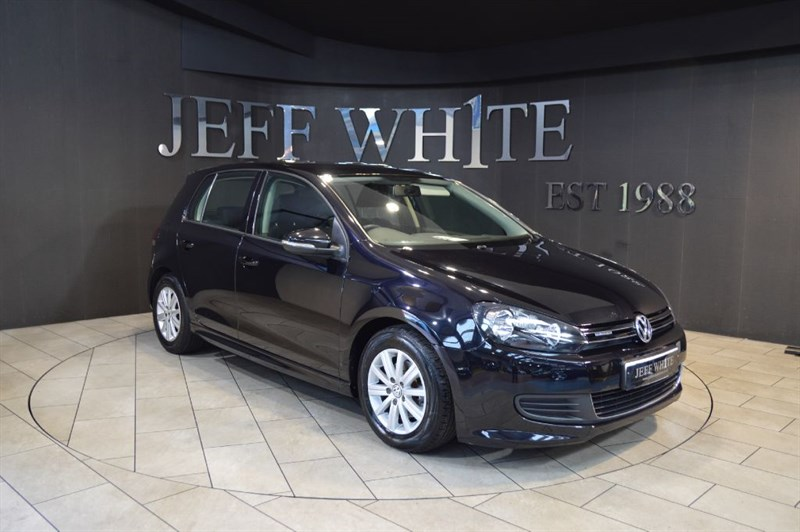 used VW Golf 1.6 TDI S BLUEMOTION 5dr in cardiff-south-wales