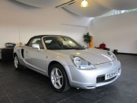 Used Toyota MR2 ROADSTER SMT