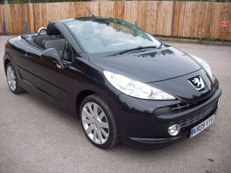used peugeot 207 gt coupe cabriolet mangotsfield kingswood bath gloucester cardiff bristol. Black Bedroom Furniture Sets. Home Design Ideas
