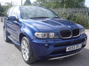 used BMW X5 3.0 D LE MANS SPORT EDITION, FULL SERVICE HISTORY in bristol