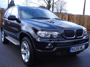 used BMW X5 3.0 D SPORT DIESEL AUTO, FULL LEATHER, PANORAMIC ROOF, in bristol