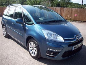 used Citroen C4 Grand Picasso VTR PLUS HDI 7 SEATER ONE OWNER in bristol
