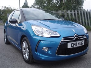 used Citroen DS3 1.6 E-HDI DSTYLE, One Owner, ZERO ROAD TAX !! in bristol
