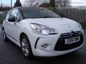 used Citroen DS3 1.6 E-HDI 90 AIRDREAM DSTYLE in bristol
