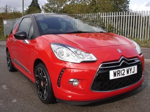 used Citroen DS3 1.6 D-STYLE PLUS 120, One Owner, in bristol