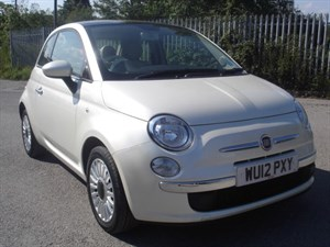 used Fiat 500 1.2 LOUNGE, Start Stop, Blue & Me, One Owner, in bristol