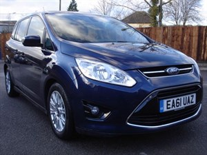 used Ford Focus Grand C-Max 2.0 TDCI TITANIUM, 7 SEATER, ONE OWNER,  in bristol
