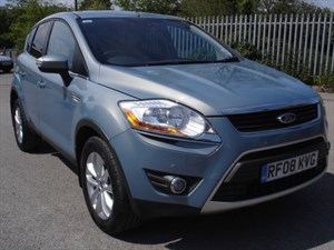 used Ford Kuga 2.0 TDCi TITANIUM 140 AWD, Full Ford History, in bristol