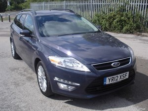 used Ford Mondeo 2.0 TDCi ZETEC BUSINESS EDITION, 1 OWNER, FULL HISTORY in bristol
