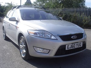 used Ford Mondeo 2.0 SPORT ESTATE, Service History in bristol