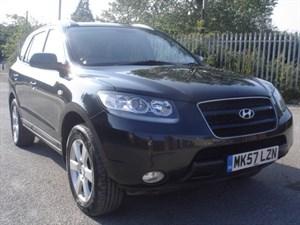 used Hyundai Santa Fe 2.2 CDX CRTD, Full History, 7 Seats, Leather, in bristol