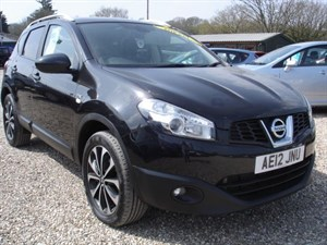 used Nissan Qashqai 2.0 DCI N-TEC 4WD DIESEL AUTOMATIC in bristol