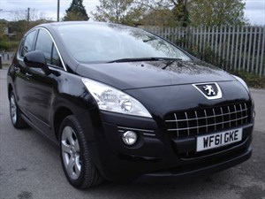 used Peugeot 3008 1.6 HDI SPORT, Full Peugeot Service History, in bristol