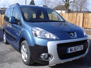 used Peugeot Partner Tepee 1.6 HDI OUTDOOR DIESEL in bristol