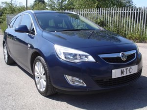used Vauxhall Astra 1.6 SE ESTATE,  in bristol