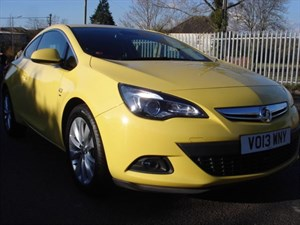 used Vauxhall Astra GTC 2.0 SRI CDTI S/S 165 PS,  in bristol
