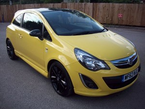 used Vauxhall Corsa LIMITED EDITION in bristol