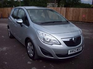used Vauxhall Meriva EXCLUSIV AC CDTI in bristol