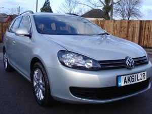 used VW Golf 1.6 TDI SE BLUEMOTION DSG AUTO ESTATE,  in bristol