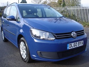 used VW Touran 1.6 TDI S 105 BLUEMOTION TECHNOLOGY. 7 SEATER in bristol