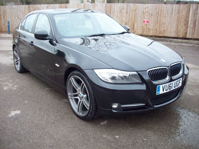 used BMW 318d EXCLUSIVE EDITION in bristol