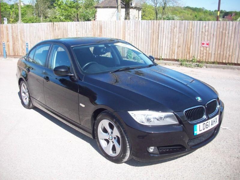 used BMW 320d EFFICIENTDYNAMICS in bristol