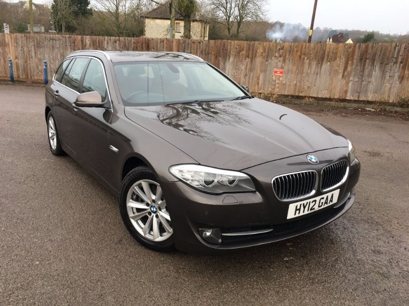 used BMW 520d SE TOURING in bristol