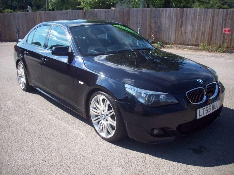 used BMW 550i M SPORT in bristol