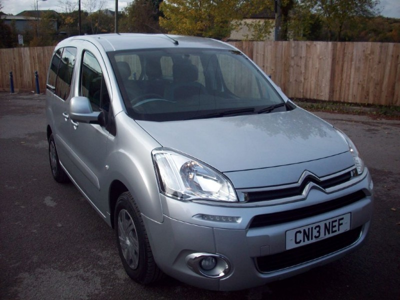 used Citroen Berlingo Multispace HDI VTR in bristol