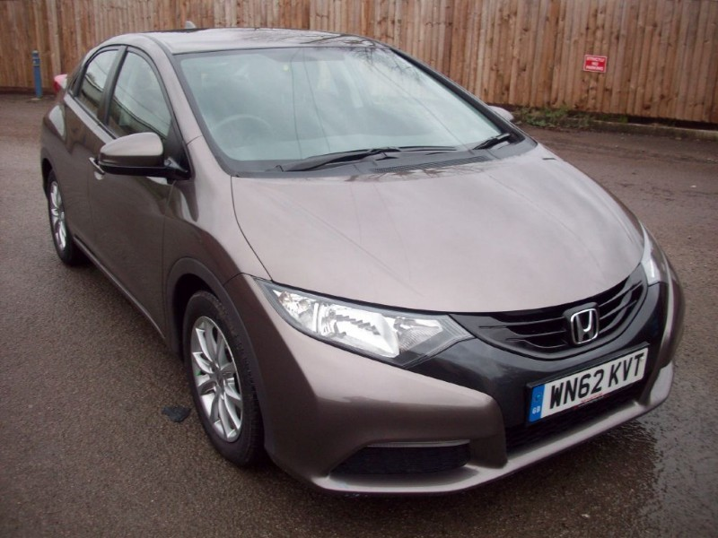 used Honda Civic I-DTEC SE mk 9 in bristol