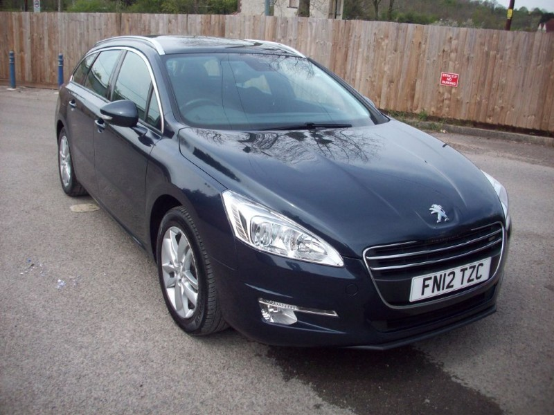 used Peugeot 508 E-HDI SW ACTIVE in bristol
