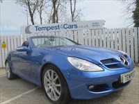 Used Mercedes SLK280 SLK (Sat Nav/Heated Seats)