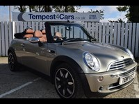 Used MINI Convertible Sidewalk Edition
