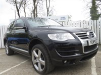 Used VW Touareg Tdi Altitude Facelift Model