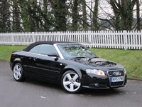 Used Audi A4 Cabriolet T S Line 2dr