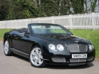 Used Bentley Continental GTC W12 Supersports 2dr Auto