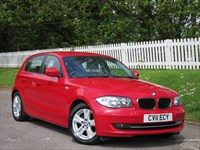 Used BMW 118d 1 SERIES SE 5dr Step Auto