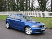 Used BMW 118d 1 SERIES TD 5dr £30.00 A Year Tax !