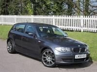 Used BMW 118i 1 SERIES ES 5dr