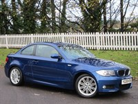 Used BMW 120d 1 SERIES TD M Sport 2dr