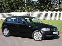 Used BMW 120d 1 SERIES ES 5dr