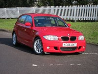 Used BMW 120i 1 SERIES M Sport 5dr Step Auto Low Mileage!