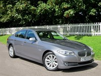 Used BMW 520d 5 SERIES SE 4dr Full Leather!