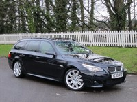 Used BMW 525d 5 SERIES TD M Sport Business Edition Touring 5dr