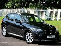 Used BMW X1 xDrive20d SE 5dr
