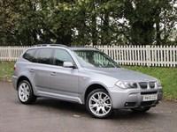 Used BMW X3 3.0d M Sport 5dr Auto