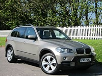 Used BMW X5 3.0d Sport 5dr Auto Rear Seat Entertainment System
